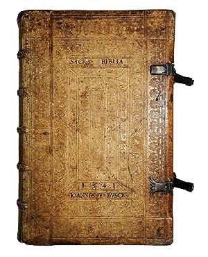 BIBLIA LATINA. - Biblia breves in eadem