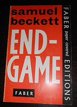 Endgame. A Play in One Act followed by Act Without Words. A Mime for One Player.: Beckett, Samuel.