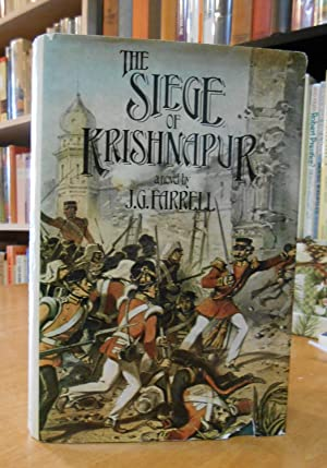The Siege of Krishnapur: J. G. Farrell