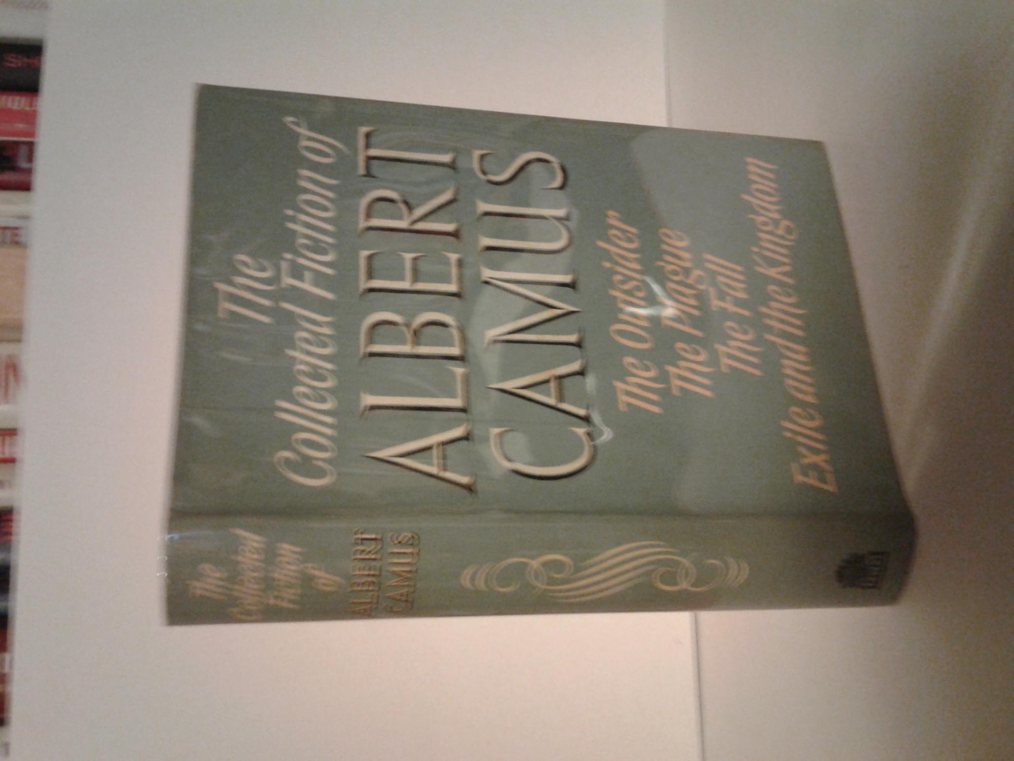 Collected Fiction of Albert Camus Camus, Albert Fine Hardcover