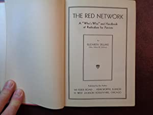 The Red Network: Elizabeth Dilling