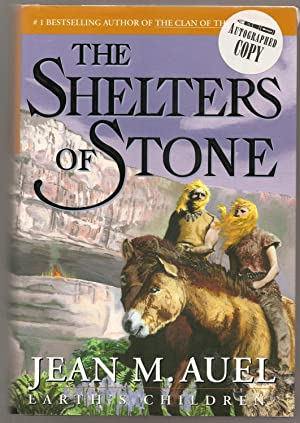 THE SHELTERS OF STONE. Earth's Children.: Auel, Jean M.