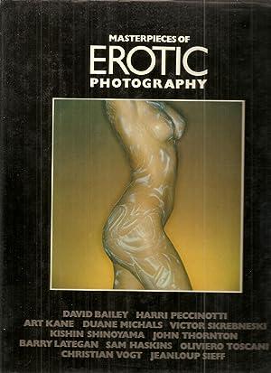 MASTERPIECES OF EROTIC PHOTOGRAPHY [by] David Bailey,: Pellerin, Michael (editor)