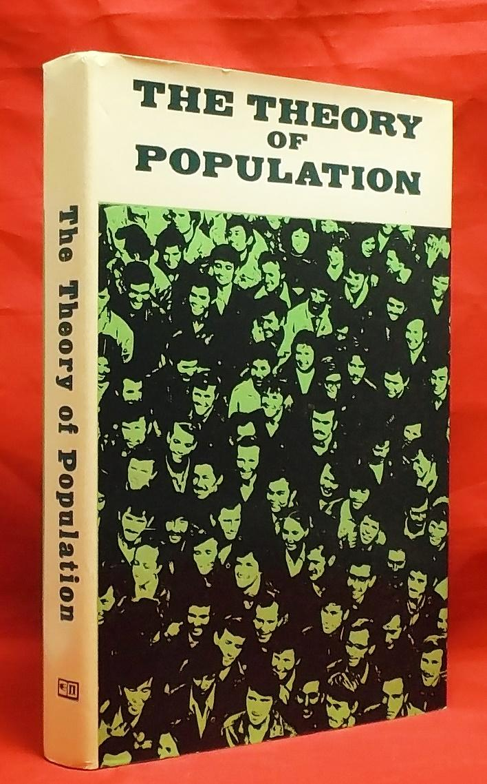 the theory of population essays in marxist research by valentey  the theory of population essays in marxist research valentey d i