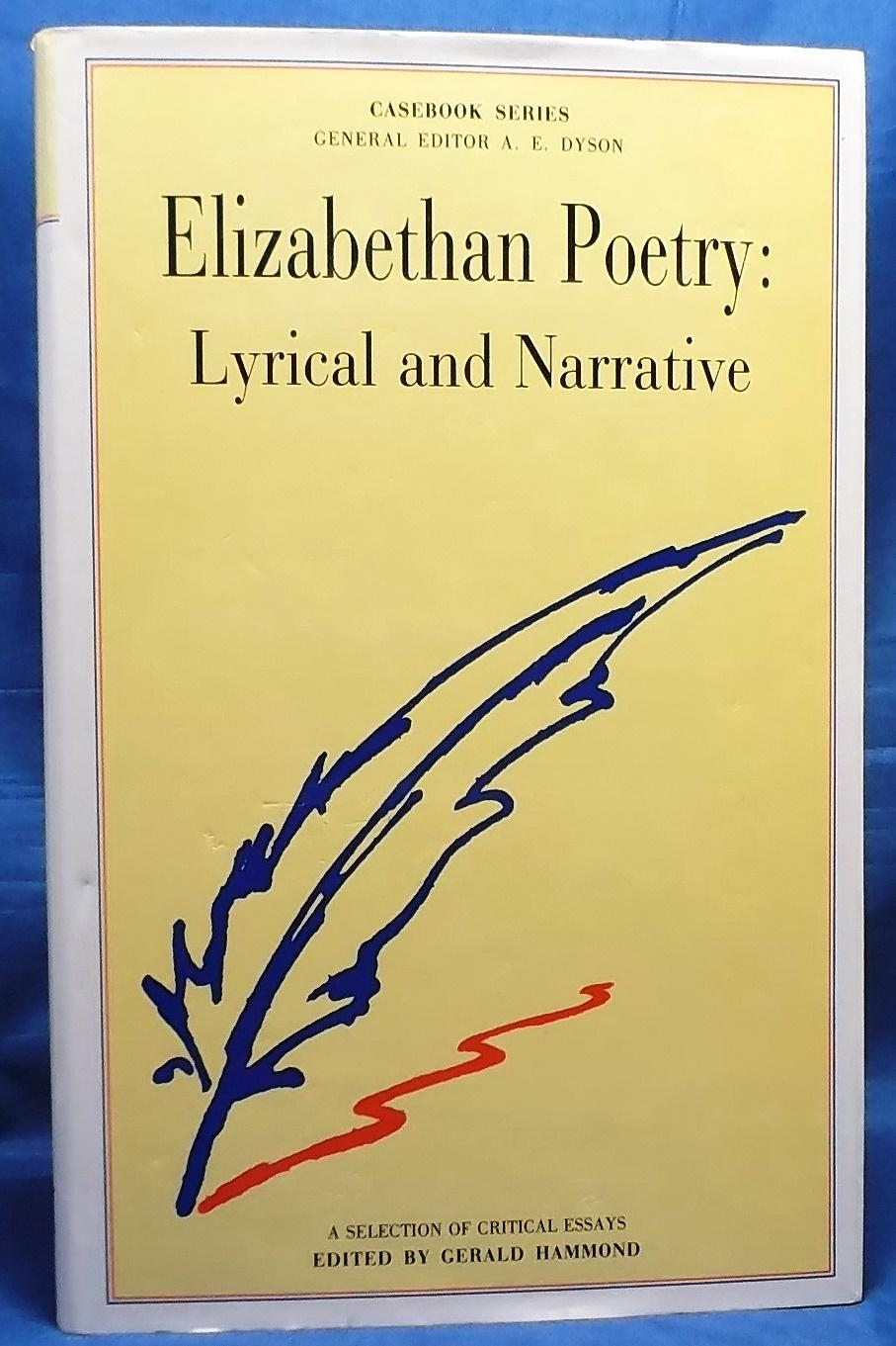 elizabethan poetry essay elizabethan poetry essay get help from elizabethan poetry lyrical and narrative a selection of elizabethan poetry lyrical and narrative a selection of