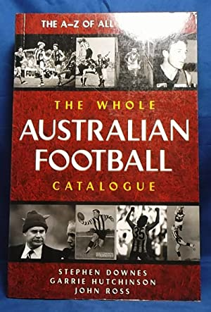 The Whole Australian Football Catalogue