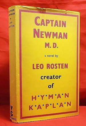Captain Newman M.D: Rosten, Leo