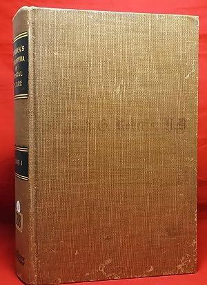 Macfadden's Encyclopedia of Physical Culture Volume I: Bernarr Macfadden