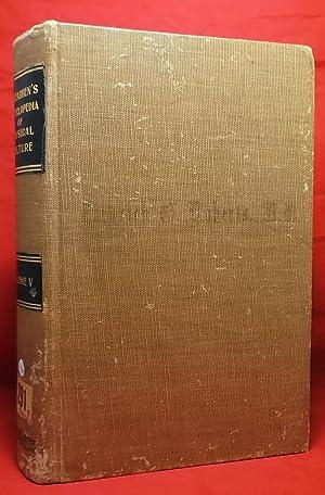 Macfadden's Encyclopedia of Physical Culture Volume V: Bernarr Macfadden