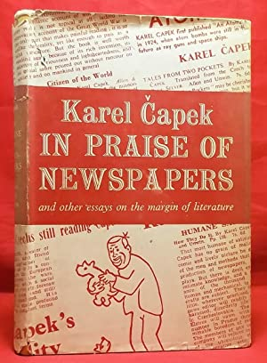 In Praise of Newspapers