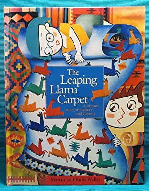The Leaping Llama Carpet