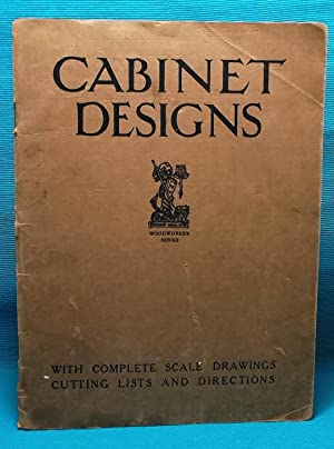 Cabinet Designs (Woodworker Series)