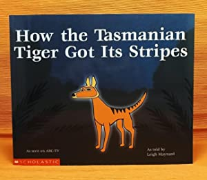 How the Tasmanian Tiger Got Its Stripes