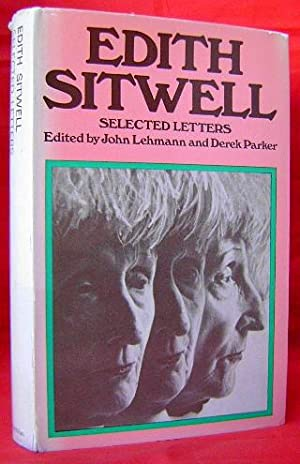 Edith Sitwell Selected Letters