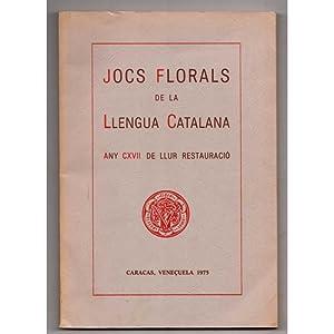 Jocs Florals de la Llengua catalana :