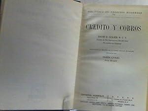 CREDITO Y COBROS: DAVID E GOLIEB