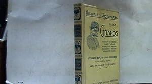 HISTORIA Y COSTUMBRES DE LOS GITANOS: PABANO (F. M.)