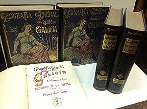 GEOGRAFIA GENERAL DEL REINO DE GALICIA: -