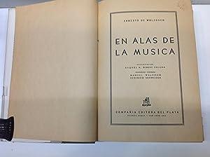 EN ALAS DE LA MUSICA: WOLZOGEN (Ernesto de)