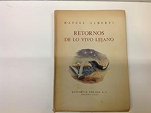 RETORNOS DE LO VIVO LEJANO: ALBERTI (Rafael)