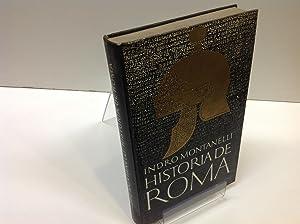 HISTORIA DE ROMA: ISIDRO MONTANELLI