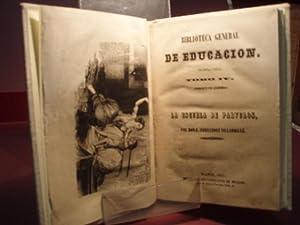 BIBLIOTECA GENERAL DE EDUCACION LA ESCUELA DE PARVULOS: FERNANDEZ VILLABRILLE (Francisco)
