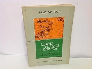 MAPAS PLANOS DIBUJOS DE LA SECCION DE: LEON TELLO (Pilar)