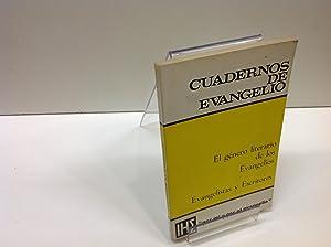 EL GENERO LITERARIO DE LOS EVANGELIOS