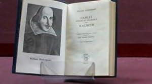 HAMLET PRINCIPE DE DINAMARCA LA TRAGEDIA DE MACBETH: SHAKESPEARE (W.)
