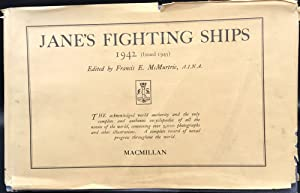 JANE'S FIGHTING SHIPS 1942: McMurtrie, Francis E.