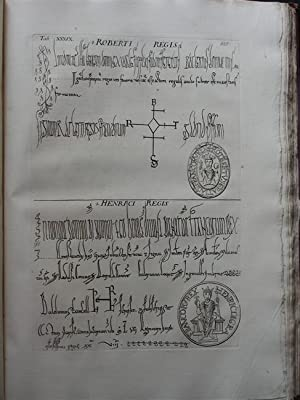 DE RE DIPLOMATICA Libri VI in quibus: MABILLON Johannes.