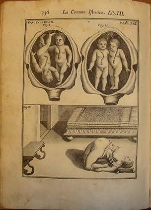 LA COMARE LEVATRICE istruita nel suo ufizio: MELLI Sebastiano.