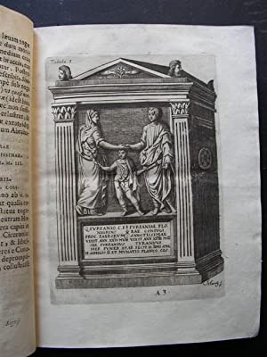 DE RE VESTIARIA libri septem. Quatuor postremi: FERRARI Ottavio.