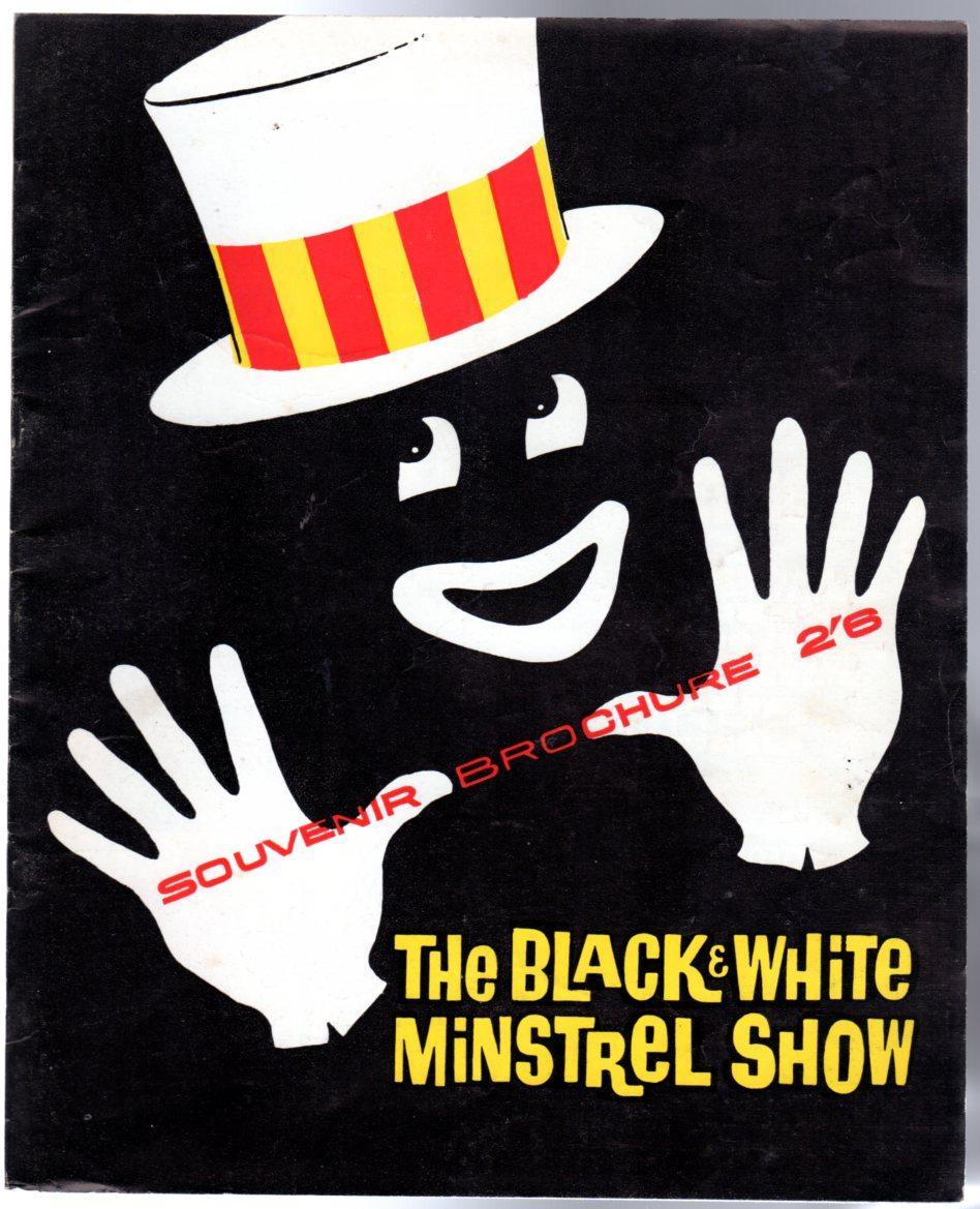 Black white minstrel show abebooks