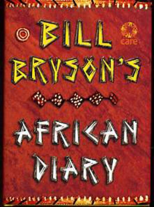 books by bill bryson