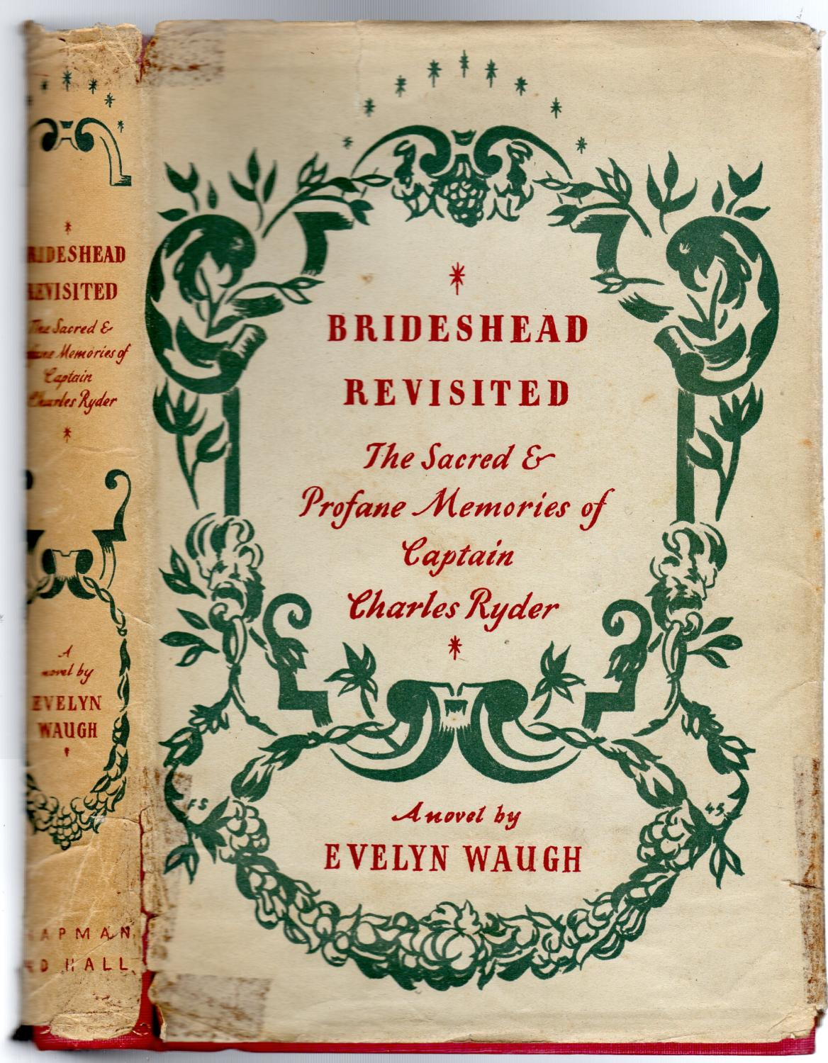 Brideshead revisited by waugh first edition abebooks m4hsunfo