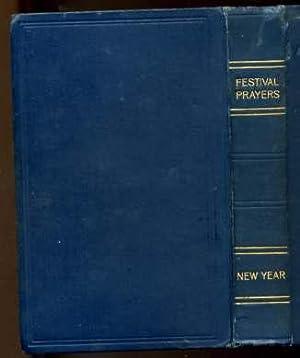 The Complete Festival Prayers Volume One Service: De Sola, Rev.
