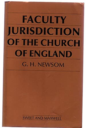 Faculty Jurisdiction of the Church of England