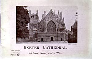 Exeter Cathedral : Pictures, Notes, and a Plan