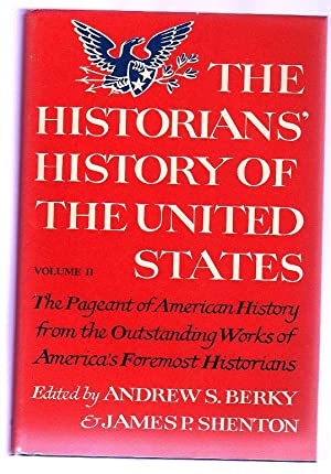 The Historians' History of the United States - Two Volume Set
