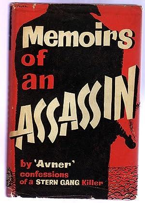 Memoirs of an Assassin: Avner''