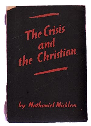 The Crisis and the Christian