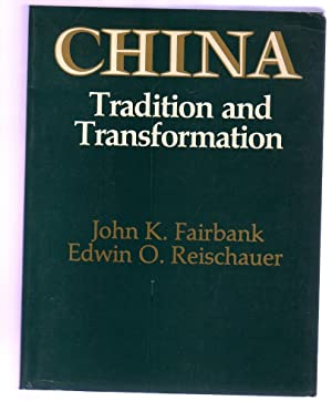 China : Tradition and Transformation