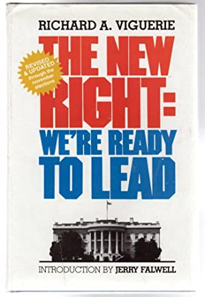 New Right : We're Ready to Lead (SIGNED)