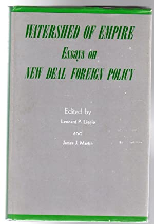 Watershed of Empire : Essays on New Deal Foreign Policy
