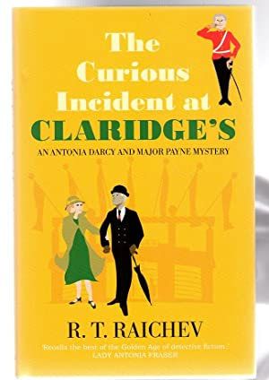 The Curious Incident at Claridge's (SIGNED COPY)