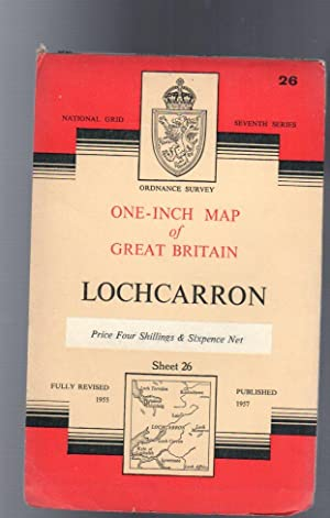Ordnance Survey One-Inch Map of Great Britain