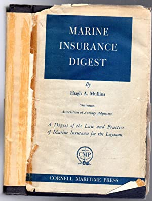 Marine Insurance Digest (SIGNED COPY)