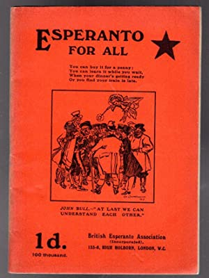 Esperanto for All - How to Read, Write and Speak It