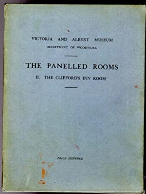 The Panelled Rooms : II - The Clifford's Inn Room